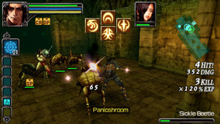 Warriors of the Lost Empire Screenshot 6