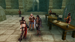 Warriors of the Lost Empire Screenshot 8