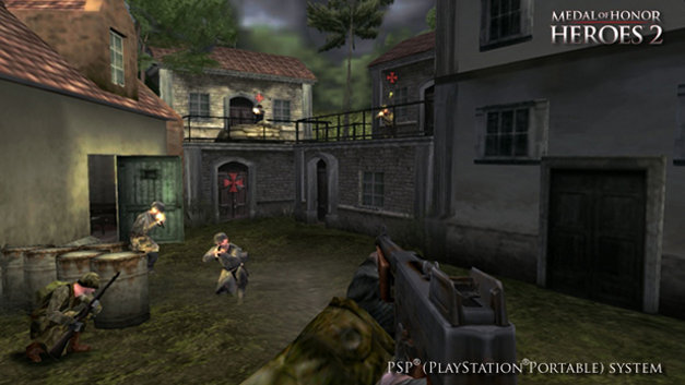 Medal of Honor Heroes 2 Screenshot 1