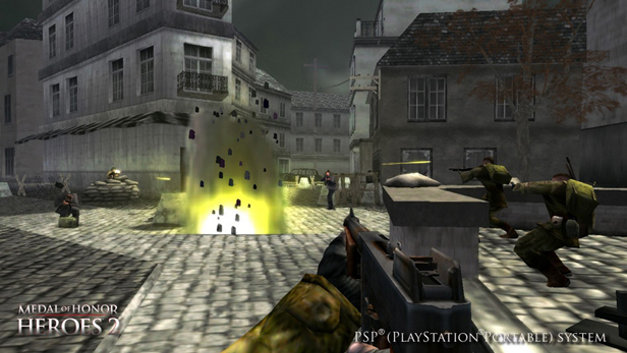 Medal of Honor Heroes 2 Screenshot 4