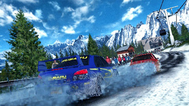 Sega Rally Revo Screenshot 10