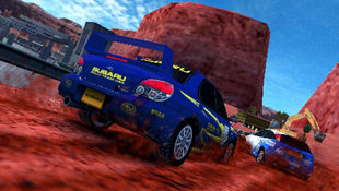 Sega Rally Revo Screenshot 2