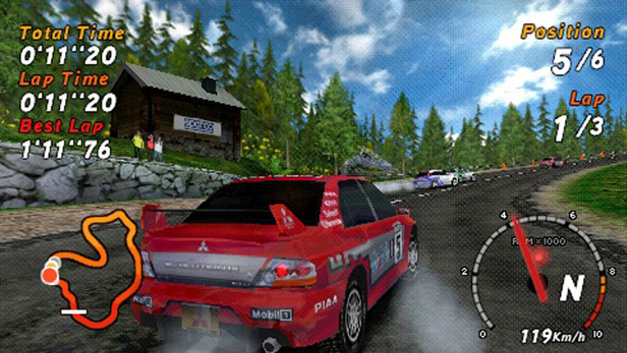 Sega Rally Revo Screenshot 4