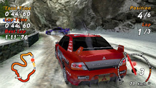 Sega Rally Revo Screenshot 6
