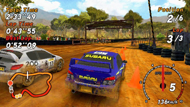 Sega Rally Revo Screenshot 7