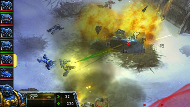 Warhammer 40,000 Squad Command™ Screenshot 1