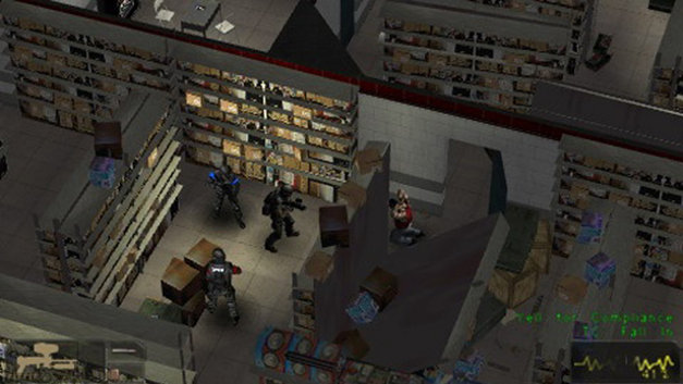 SWAT: Target Liberty Screenshot 10