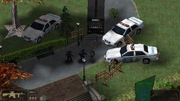 SWAT: Target Liberty Screenshot 13