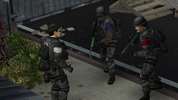 SWAT: Target Liberty Screenshot 1