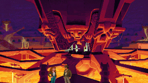 Indiana Jones® and the Staff of Kings™ Screenshot 1