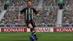 Pro Evolution Soccer 2008 Screenshot 2