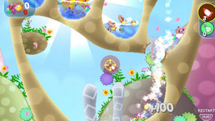 Downstream Panic! Screenshot 6