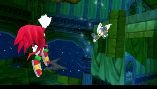 Sonic Rivals 2 Screenshot 2