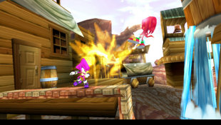 Sonic Rivals 2 Screenshot 3