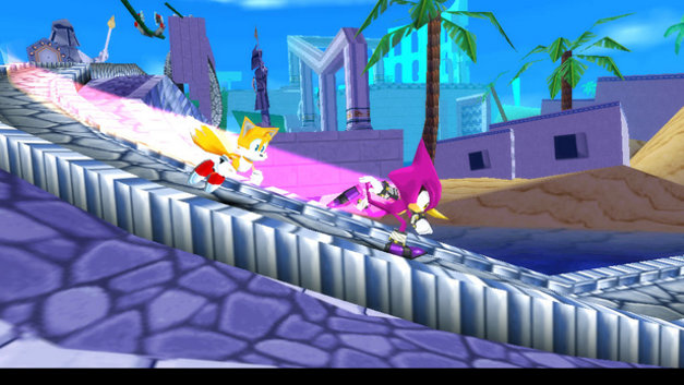 Sonic Rivals 2 Screenshot 4