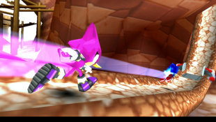 Sonic Rivals 2 Screenshot 6