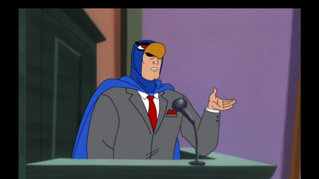 Harvey Birdman: Attorney at Law Screenshot 1