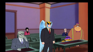 Harvey Birdman: Attorney at Law Screenshot 2