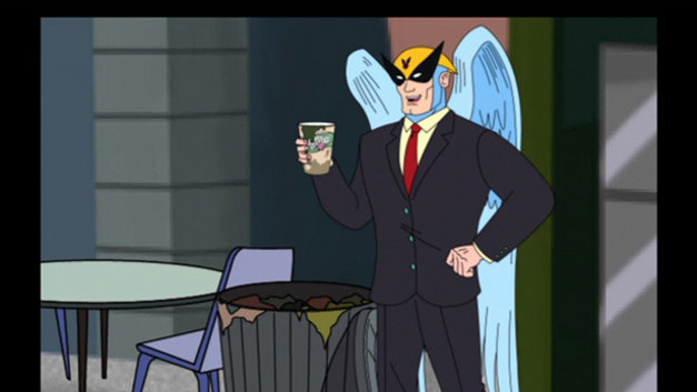 Harvey Birdman: Attorney at Law Screenshot 4