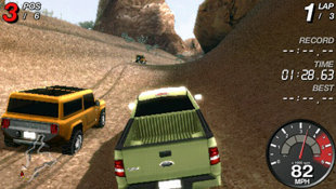 Ford Racing: Off Road Screenshot 2