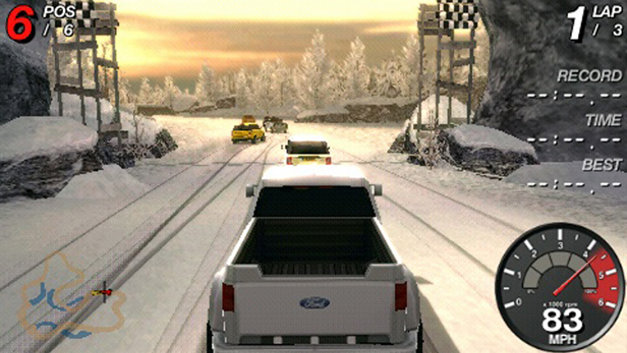 Ford Racing: Off Road Screenshot 4