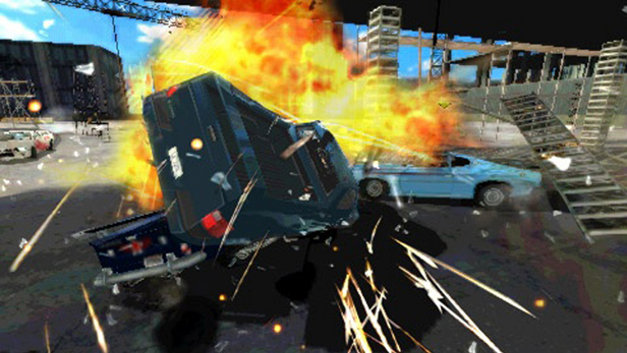 FlatOut: Head On Screenshot 1
