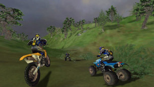 MX vs. ATV Untamed Screenshot 3