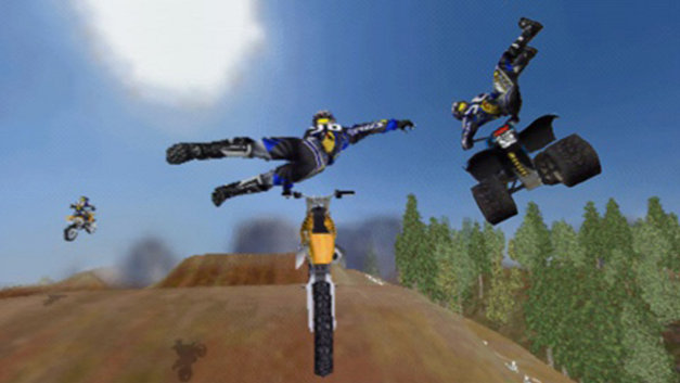 MX vs. ATV Untamed Screenshot 4