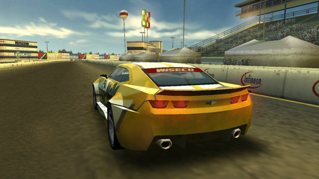 Need for Speed™: ProStreet Screenshot 1
