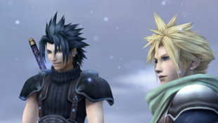 CRISIS CORE™ - FINAL FANTASY® VII Screenshot 6