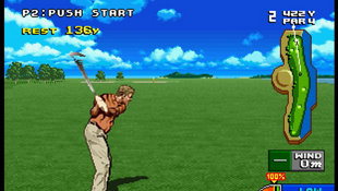 SNK Arcade Classics Volume 1 Screenshot 2