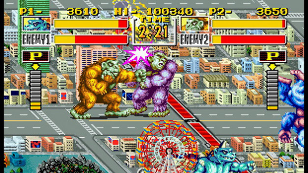 SNK Arcade Classics Volume 1 Screenshot 4