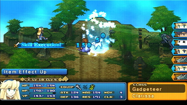 Wild ARMs XF Screenshot 4