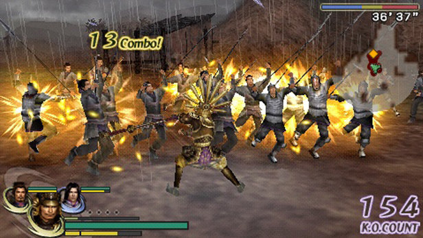 Warriors Orochi 2 Ps2 Iso Highly Compressed