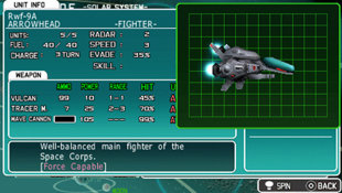 R-Type® Command Screenshot 9