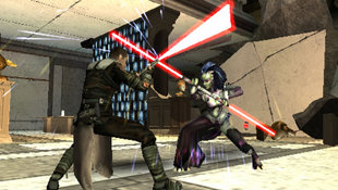 Star Wars: The Force Unleashed Screenshot 6