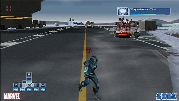 Download Java Game Iron Man 3 240x320