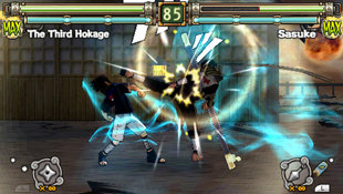 Naruto™: Ultimate Ninja® Heroes 2: The Phantom Fortress Screenshot 2