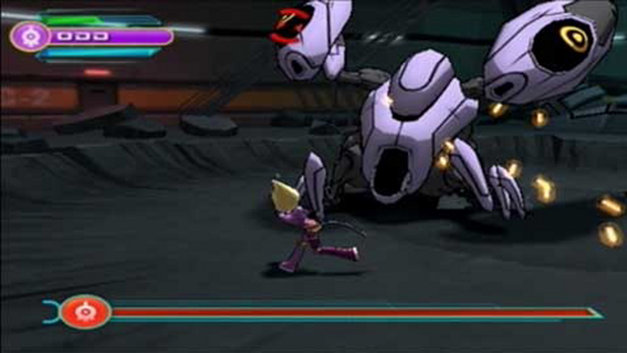 Code Lyoko: Quest for Infinity Screenshot 4