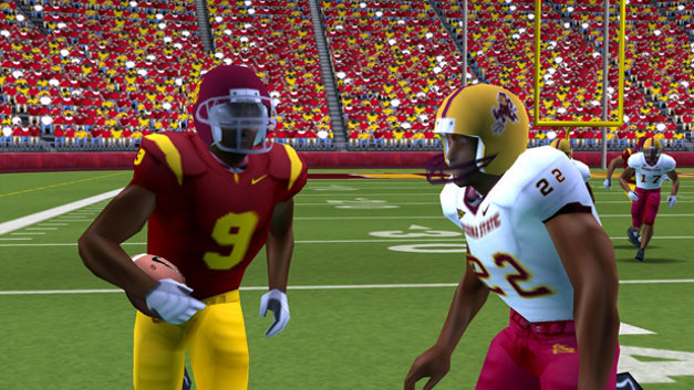 NCAA Football 09 Screenshot 1