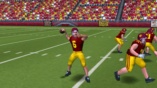 NCAA Football 09 Screenshot 2