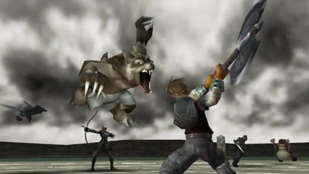 Valhalla Knights 2 Game Psp Playstation