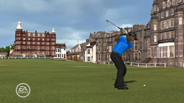 Tiger Woods PGA Tour® 09 Screenshot 4