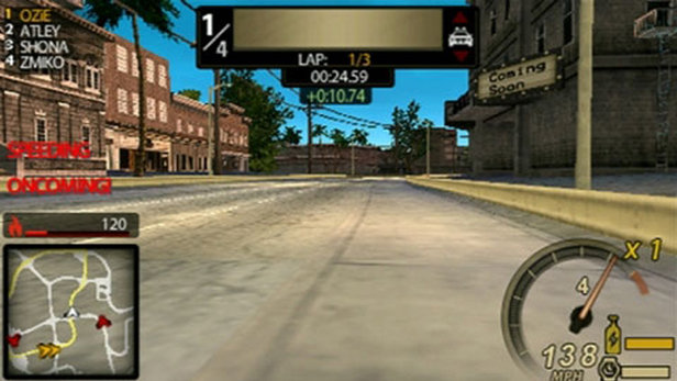 Need for Speed Undercover Game | PSP - PlayStation