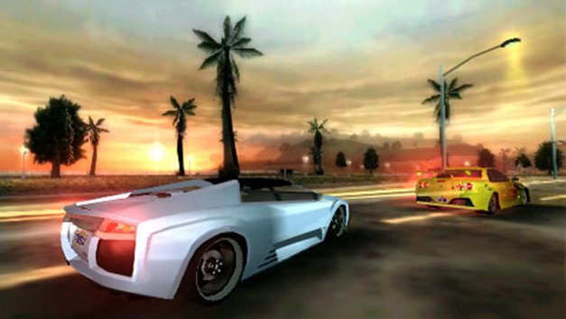 Midnight Club L.A. Remix Screenshot 1