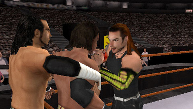 WWE SmackDown vs. Raw 2009 Screenshot 4