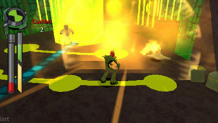 BEN 10: Alien Force Screenshot 3