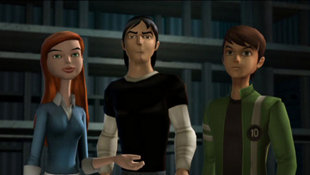 BEN 10: Alien Force Screenshot 11
