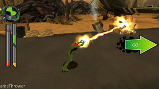 BEN 10: Alien Force Screenshot 12