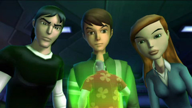 BEN 10: Alien Force Screenshot 13